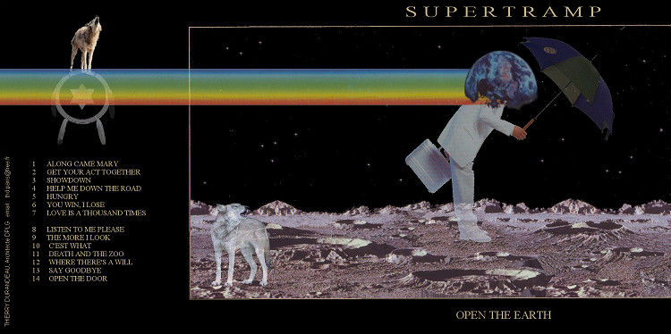 Supertramp - Open The Earth